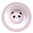 Bol Panda rose poudré