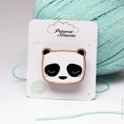 Broche Mignon petit panda