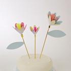 Fleurs décoratives pour gâteaux Toot sweet