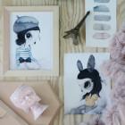 Illustrations Miss Vivienne et Miss Lola