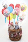 Kit de ballons confettis Toot sweet