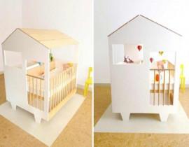 dormir dans une cabane un r ve d 39 enfant exhauc f e pas ci f e pas a. Black Bedroom Furniture Sets. Home Design Ideas