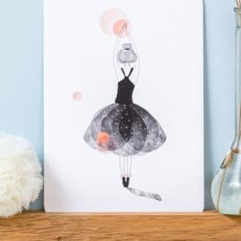 Affiche Ballerine