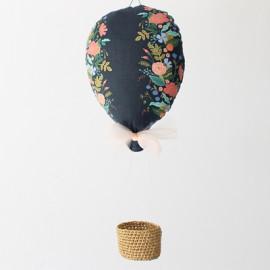 Ballon voyageur Collection Jardin des paons
