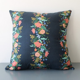 Coussin Collection Jardin des paons