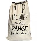 Baluchon XL Jacques a dit range ta chambre