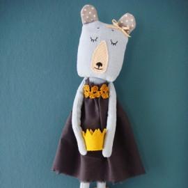 L'ourse à la couronne