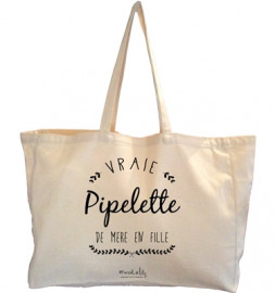 Maxi bag Pipelette de mère en fille