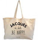 Mini bag Jacques a dit Be happy