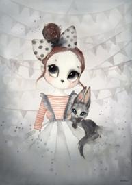 Illustration Miss Emma - The forgotten Tivoli