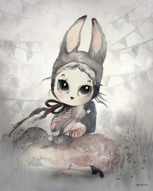 Illustration Miss Hanna - The forgotten Tivoli