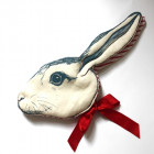 Coiffe Lapin blanc